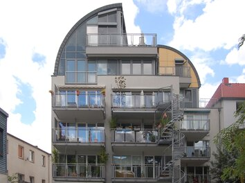 Lifestyle-Penthouse in Hannover-Calenberger-Neustadt