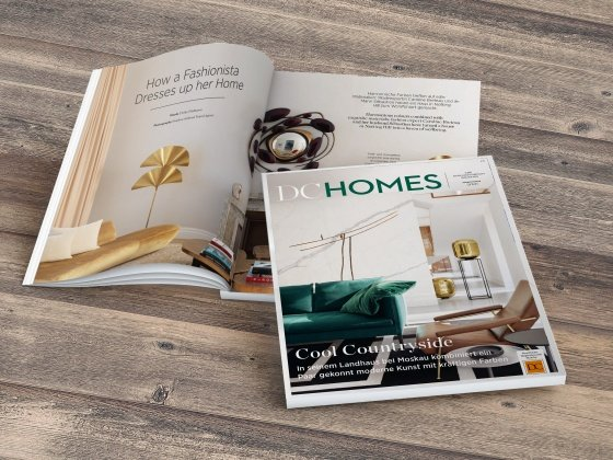 Immobilienmagazin DC HOMES