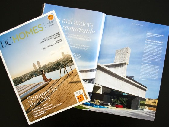 DC HOMES Immobilienmagazin 2018